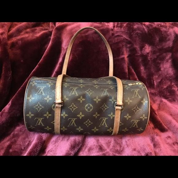c25376e5b4b0d Louis Vuitton Handbags - Auth Louis Vuitton monogram papillon 30 vintage